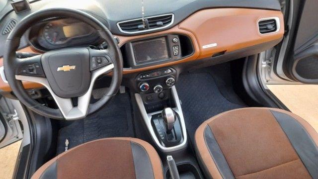Vendo ou passo consórcio. Chevrolet Onix 1.4 Activ Automático  modelo 2018 Topo de Linha  - Foto 19