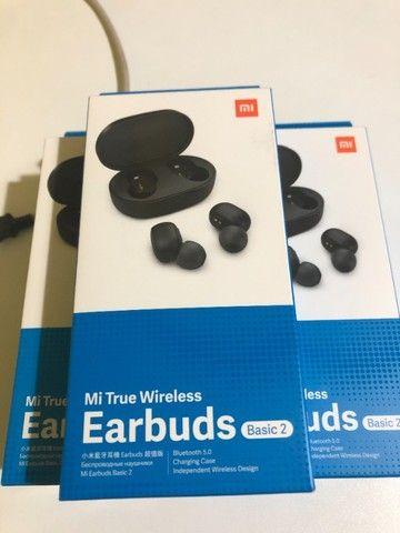 Fone Xiaomi Mi true wireless Earbuds Basic 2 (Produto novo lacrado) - Foto 3