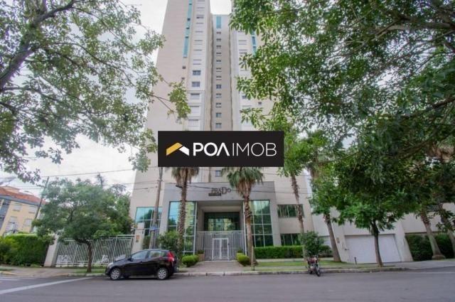 Apartamento com 3 dormitórios para alugar, 93 m² por R$ 3.900,00/mês - Jardim Europa - Por - Foto 16