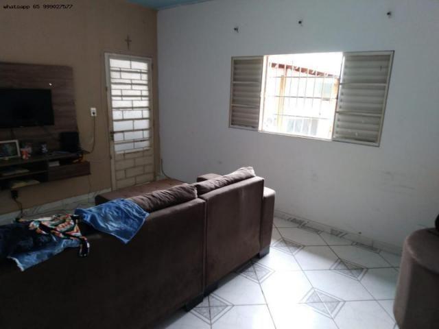 Casa para Venda em Cuiabá, Altos do Coxipó, 3 dormitórios, 1 suíte, 2 banheiros, 2 vagas - Foto 4