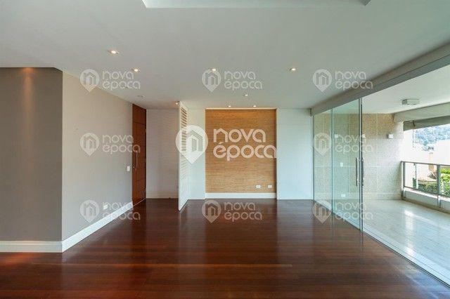Apartamento à venda com 4 dormitórios em Laranjeiras, Rio de janeiro cod:FL4AP54682 - Foto 13