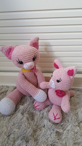 Bichinhos feito com crochê  - Foto 6