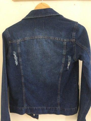 Jaqueta Jeans - Foto 4