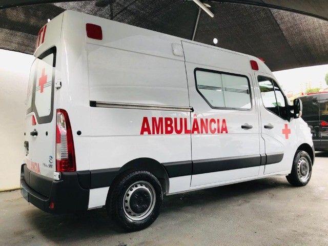 Renault Master Ambulância L2H2 UTI - Foto 4