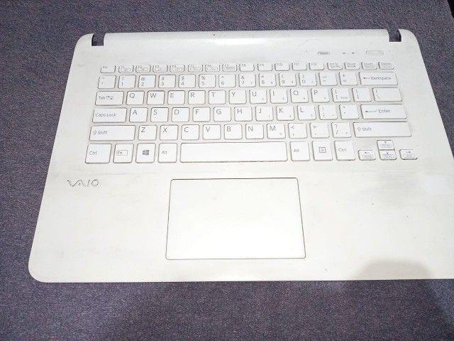 peças do notebook sony vaio svf142c29l