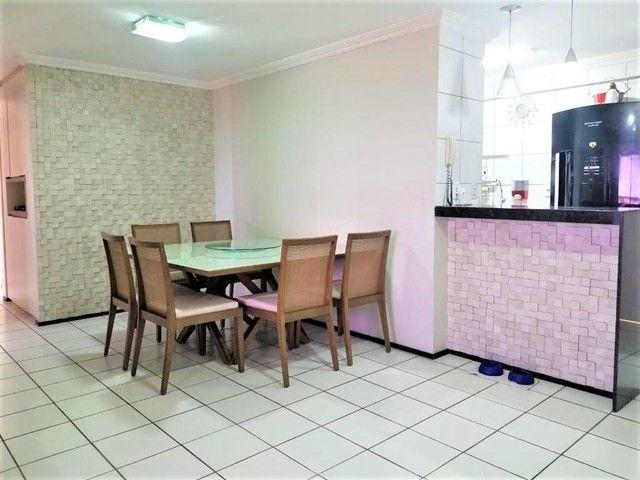 Apartamento com 3 dormitórios à venda, 90 m² por R$ 490.000,00 - Vila União - Fortaleza/CE - Foto 7