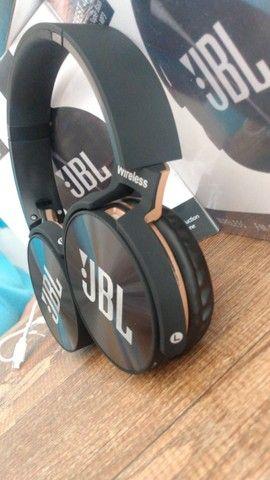 Fone de Ouvido Bluetooth JBL Muito Forte! (Produto Novo) - Foto 3