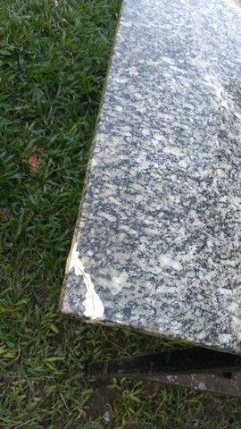 Mesa de mármore 1,30x1,40 - Foto 5
