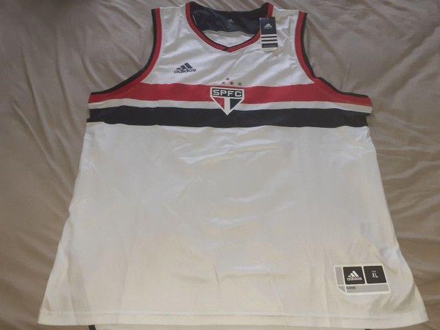 Camisa basquete do São Paulo 20/21