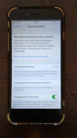Iphone 7 Black 128gb, não é 32gb. É 128GB gente! - Foto 6