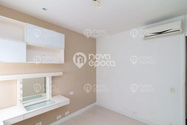 Apartamento à venda com 4 dormitórios em Laranjeiras, Rio de janeiro cod:FL4AP54682 - Foto 18