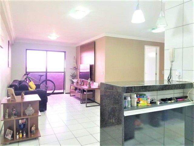 Apartamento com 3 dormitórios à venda, 90 m² por R$ 490.000,00 - Vila União - Fortaleza/CE - Foto 14