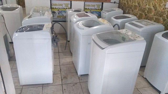 Maquina de lavar Brastemp Consul e Eletrolux - Foto 2