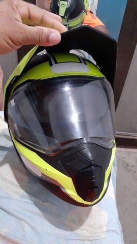 Capacete de moto  - Foto 2