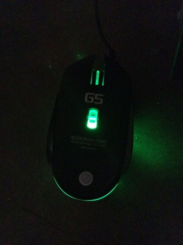 MOUSE GAMER G5 - Foto 6