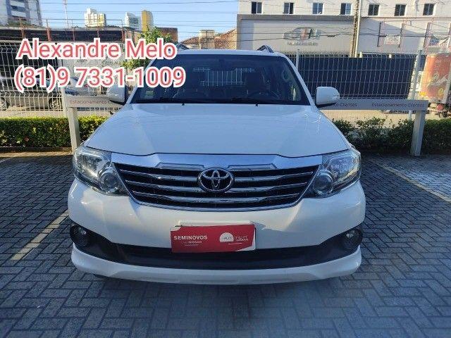 Toyota Hylux SW4 SR 5 Lugares Flex Automática  - Foto 2