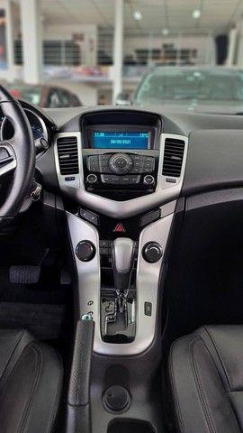 CRUZE 2016/2016 1.8 LT 16V FLEX 4P AUTOMÁTICO - Foto 8