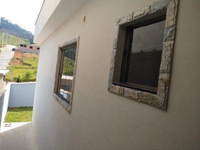 Vendo casa duas suítes bairro em expansão São Lourenço - MG. - Foto 13