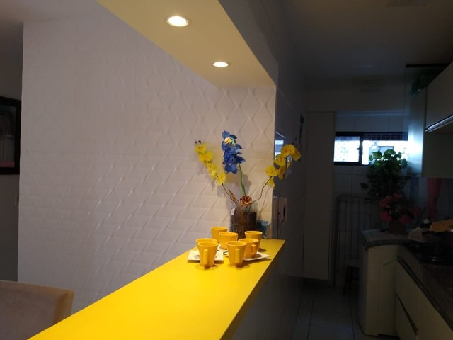 Apartamento 2 quartos mobiliado na Ponta Verde. - Foto 4