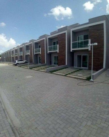 Casas em condomínio fechado  3 suítes pertinho do centro de Eusébio  #ce11 - Foto 6