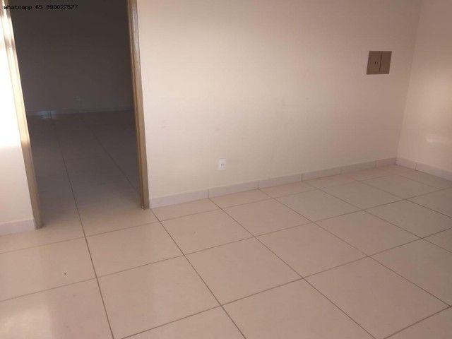 Apartamento para Locação em Várzea Grande, Nova Várzea Grande, 3 dormitórios, 1 banheiro - Foto 12