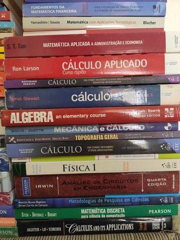 Livros Matemática, física e engenharia - Foto 2