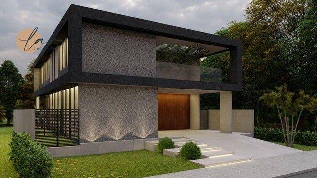 Casa com 4 dormitórios à venda, 357 m² por R$ 1.800.000,00 - Altiplano - João Pessoa/PB - Foto 2