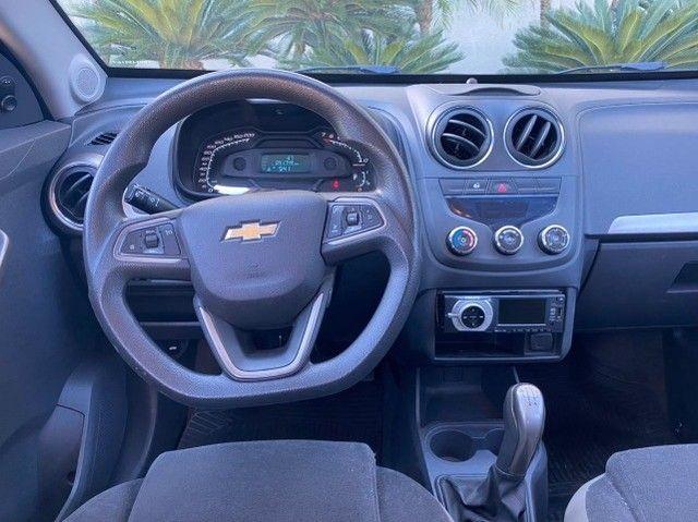 Chevrolet Agile 1.4 flex ltz - financia 100% Bom pra Uber - Foto 5
