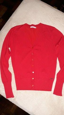 Casaco vermelho RABUSCH.