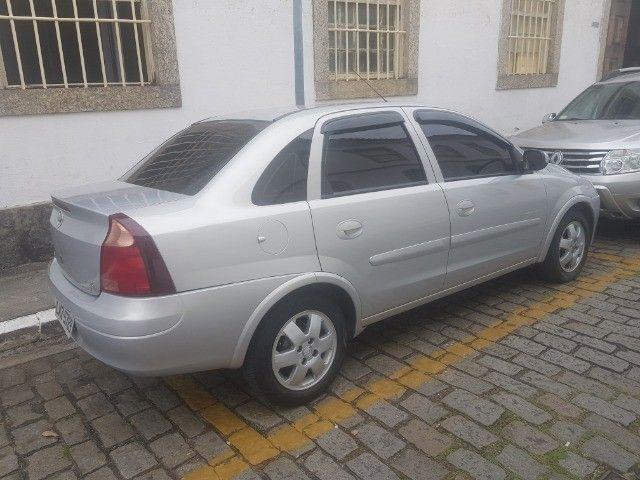 Corsa Sedan Premium (Corsão) 1.4 com GNV  - Foto 3