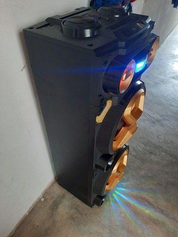 Caixa amplificada 1600w rms - Foto 2