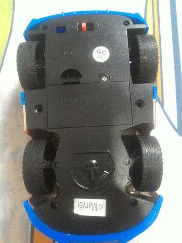 Carrinho de controle remoto homem aranha da hasbro - Foto 4