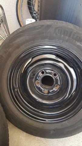 Maverick rodas originais,serve no opala  - Foto 4