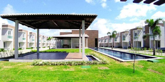 Casas Duplex com 3 quartos e lazer completo no Eusébio - Foto 9