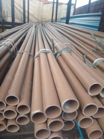 Tubos, conexões e materiais para irrigação. - Foto 2