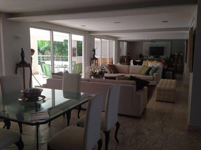 Casa de condomínio para venda tem 1150 metros quadrados com 5 suítes em Alphaville I - Sal - Foto 14