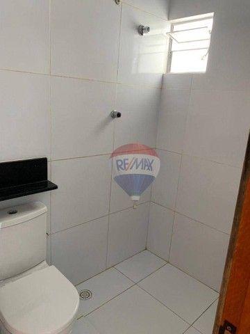 Casa com 2 dormitórios à venda, 60 m² por R$ 139.990 - Santa Rosa - Palmares/PE - Foto 13