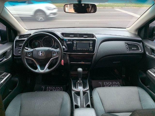 Honda city ex ipva 2021 pago 48.000 km unico dono sem detalhes - Foto 6