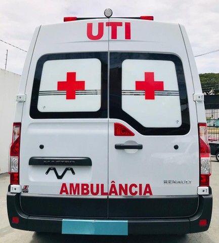 Renault Master Ambulância L3H2 UTI - Foto 8