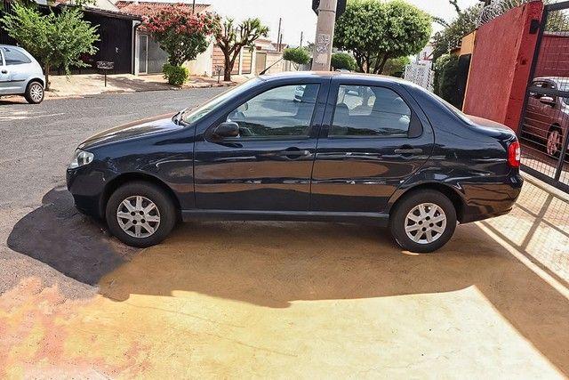Fiat Siena EL 1.0 Azul - Foto 10