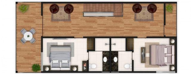 Casa em condomínio fechado 03 Quartos 105m² - Village Praia dos Carneiros - Foto 19