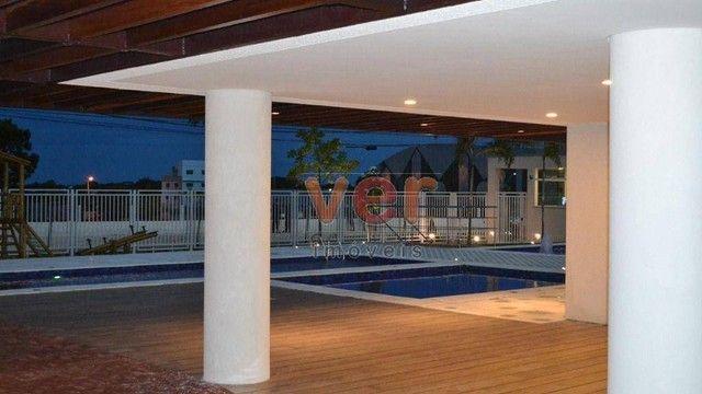 Apartamento à venda, 72 m² por R$ 399.000,00 - Engenheiro Luciano Cavalcante - Fortaleza/C - Foto 13