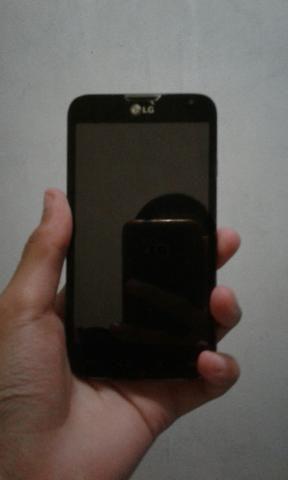 Lg l70 com o display quebrado e bateria inválida