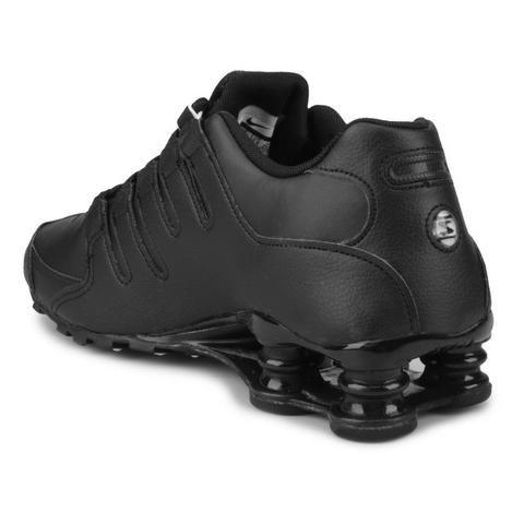 sneakers for cheap 5a93d 0b75a Tênis Nike Shox Nz Eu Masculino - Preto
