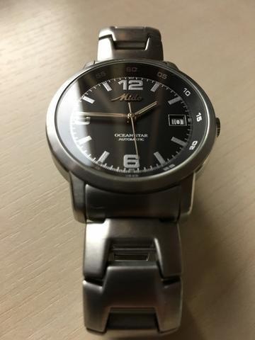 1edfb7d7a6c Relógio Mido Ocean Star Automático - Bijouterias