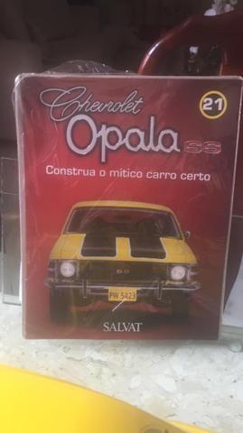 Coleção miniatura Opala SS