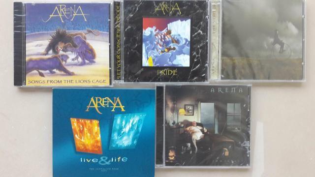 Arena - 5 Títulos - Preço da unidade s consulta