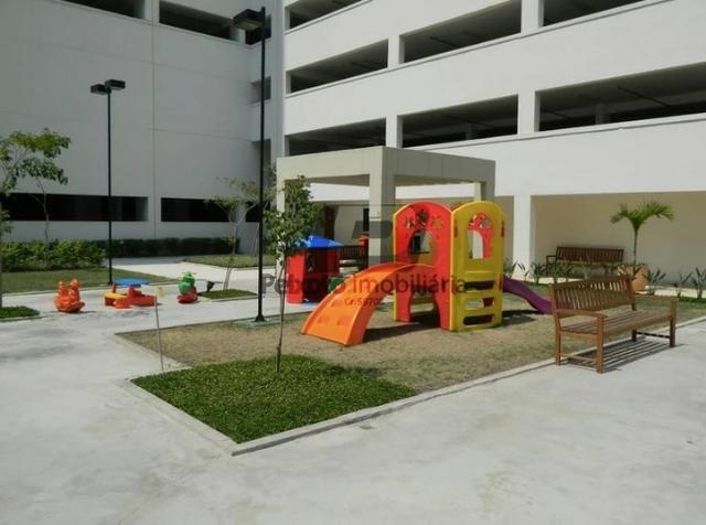 Rio Parque com 3 quartos e lazer completo - Foto 2