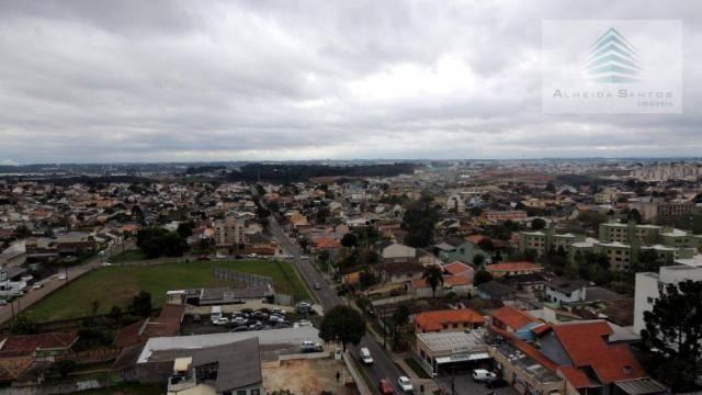 Apartamento à venda, 47 m² por r$ 265.000,00 - pinheirinho - curitiba/pr - Foto 16