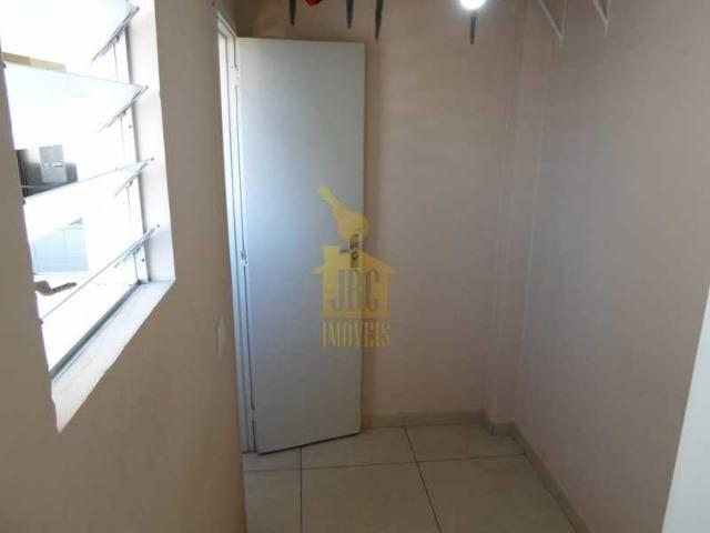 Rua Teodoro da Silva Apt Sala Ampla 2 Qts Coz. Ampla Dep. Completa Garagem - Foto 17